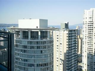 Apartment for sale in West End VW, Vancouver, Vancouver West, 2801 1200 W Georgia Street, 262468955 | Realtylink.org