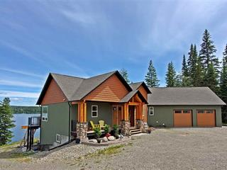 House for sale in Quesnel - Rural North, Quesnel, Quesnel, 4986 Ten Mile Lake Road, 262489005 | Realtylink.org