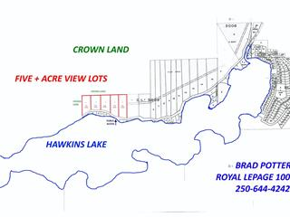 Lot for sale in Canim/Mahood Lake, Canim Lake, 100 Mile House, Lot 1 Eagle Creek Road, 262496770 | Realtylink.org