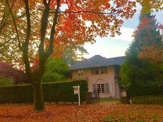House for sale in Shaughnessy, Vancouver, Vancouver West, 4625 Connaught Drive, 262475482   Realtylink.org