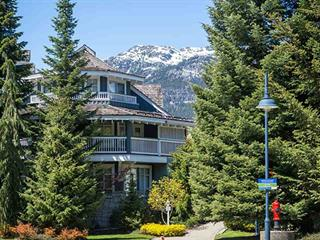 Townhouse for sale in Whistler Village, Whistler, Whistler, 109 4405 Blackcomb Way, 262475019 | Realtylink.org