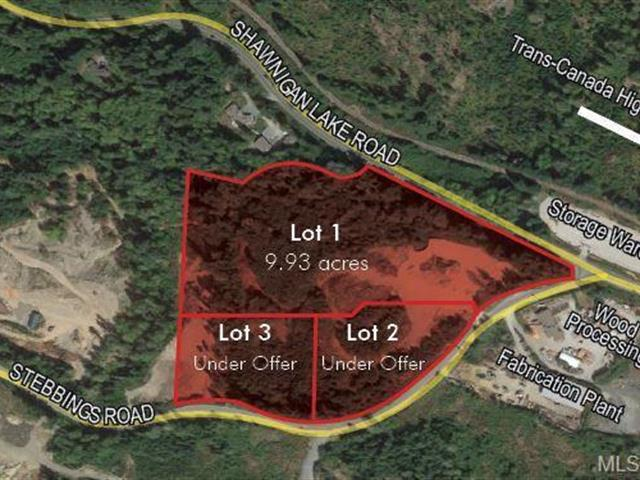 Lot for sale in Other, Surrey, Lot 1 Shawnigan Lake Road, 464376   Realtylink.org