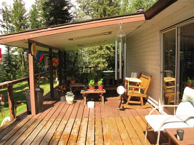 Manufactured Home for sale in Horse Lake, 100 Mile House, 6527 Horse Lake Road, 262437625 | Realtylink.org