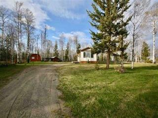 Manufactured Home for sale in Lone Butte/Green Lk/Watch Lk, Lone Butte, 100 Mile House, 5755 N Green Lake Road, 262458198 | Realtylink.org