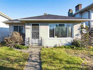 House for sale in Hastings Sunrise, Vancouver, Vancouver East, 2889 McGill Street, 262467678 | Realtylink.org