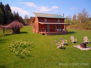 House for sale in Hornby Island, Sardis, 4625 Slade Road, 468237 | Realtylink.org
