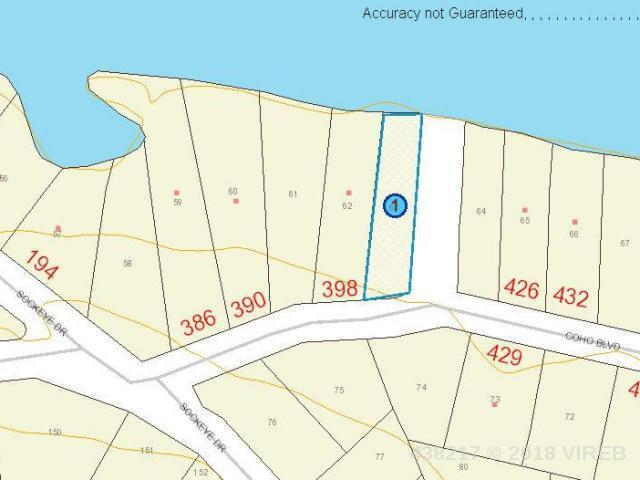 Lot for sale in Mudge Island, NOT IN USE, Lt 63 Coho Blvd, 438217   Realtylink.org