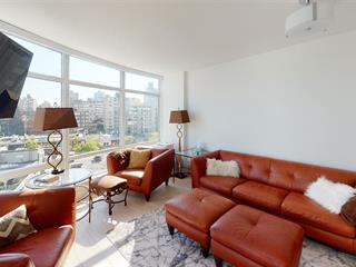 Apartment for sale in Downtown VW, Vancouver, Vancouver West, 802 1288 Alberni Street, 262478445 | Realtylink.org