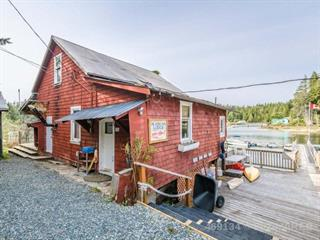 House for sale in Bamfield, PG City South East, 346 Tower Road, 469134 | Realtylink.org