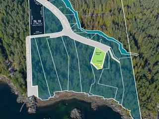 Lot for sale in Halfmn Bay Secret Cv Redroofs, Halfmoon Bay, Sunshine Coast, Lot 10 Cove Beach Lane, 262474906 | Realtylink.org