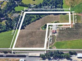 Lot for sale in County Line Glen Valley, Langley, Langley, 24292 River Road, 262477558   Realtylink.org