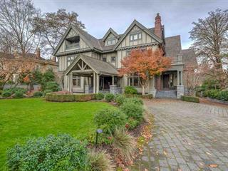 Townhouse for sale in Shaughnessy, Vancouver, Vancouver West, 1337 The Crescent Street, 262435044   Realtylink.org