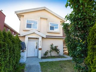 1/2 Duplex for sale in South Vancouver, Vancouver, Vancouver East, 6719 Fraser Street, 262478293 | Realtylink.org