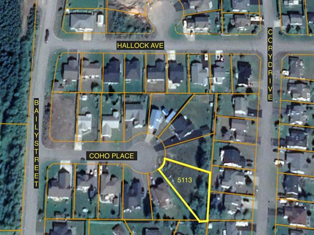 Lot for sale in Terrace - City, Terrace, Terrace, 5113 Coho Place, 262467429 | Realtylink.org