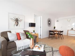 Apartment for sale in Quay, New Westminster, New Westminster, 606 988 Quayside Drive, 262476083 | Realtylink.org