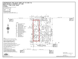 Lot for sale in Glenwood PQ, Port Coquitlam, Port Coquitlam, 1611 Manning Avenue, 262449893 | Realtylink.org
