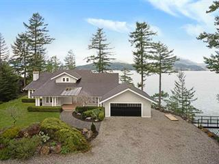 House for sale in Bowen Island, Bowen Island, 510 Smugglers Cove Road, 262458924 | Realtylink.org