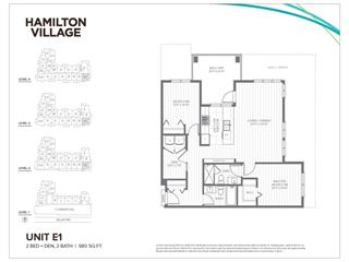 Apartment for sale in Hamilton RI, Richmond, Richmond, 303 23233 Gilley Road, 262468390 | Realtylink.org
