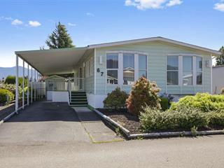 Manufactured Home for sale in Chilliwack W Young-Well, Chilliwack, Chilliwack, 67 9055 Ashwell Road, 262476624 | Realtylink.org