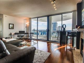Apartment for sale in Uptown NW, New Westminster, New Westminster, 1104 719 Princess Street, 262480898 | Realtylink.org
