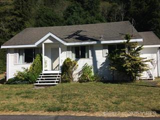 House for sale in Tahsis, Tahsis/Zeballos, 473 Alpine View Road, 466472 | Realtylink.org