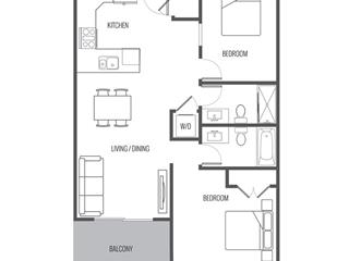 Apartment for sale in East Central, Maple Ridge, Maple Ridge, 314 12320 222 Street, 262475757 | Realtylink.org