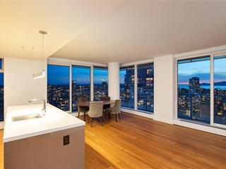 Apartment for sale in Downtown VW, Vancouver, Vancouver West, 4202 777 Richards Street, 262476706 | Realtylink.org