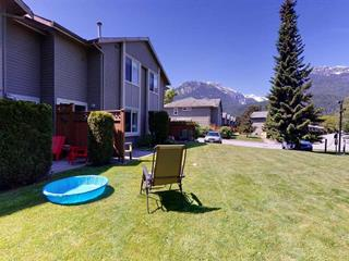 Townhouse for sale in Garibaldi Estates, Squamish, Squamish, 65 40200 Government Road, 262478484 | Realtylink.org