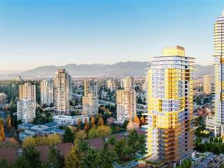 Apartment for sale in Metrotown, Burnaby, Burnaby South, 1502 6288 Cassie Avenue, 262480042 | Realtylink.org