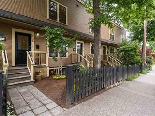 Townhouse for sale in Strathcona, Vancouver, Vancouver East, 736 Jackson Avenue, 262479961 | Realtylink.org