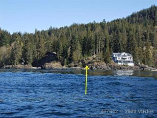 Lot for sale in Quadra Island, Quadra Island, Sl 4 Leishmans Road, 467642 | Realtylink.org
