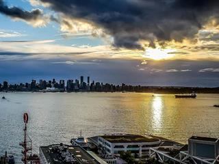 Apartment for sale in Lower Lonsdale, North Vancouver, North Vancouver, 1401 118 Carrie Cates Court, 262472348 | Realtylink.org