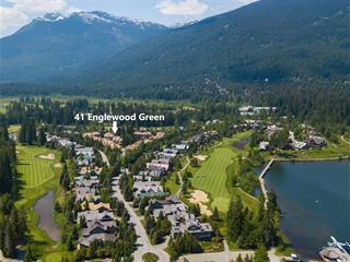 Townhouse for sale in Green Lake Estates, Whistler, Whistler, 41 8030 Nicklaus North Boulevard, 262480501 | Realtylink.org