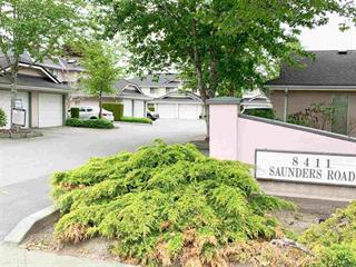 Townhouse for sale in Saunders, Richmond, Richmond, 1 8411 Saunders Road, 262479732   Realtylink.org
