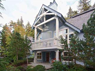 Townhouse for sale in Benchlands, Whistler, Whistler, 13 4661 Blackcomb Way, 262465955   Realtylink.org