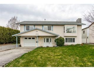 House for sale in Sardis West Vedder Rd, Chilliwack, Sardis, 45535 Perth Avenue, 262479748 | Realtylink.org