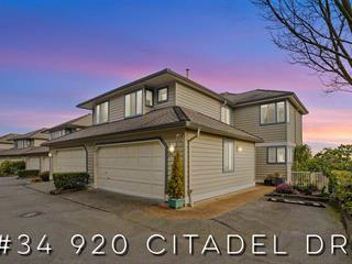 Townhouse for sale in Citadel PQ, Port Coquitlam, Port Coquitlam, 34 920 Citadel Drive, 262473274 | Realtylink.org