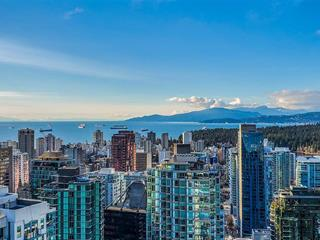 Apartment for sale in Coal Harbour, Vancouver, Vancouver West, Ph3801 1211 Melville Street, 262461186 | Realtylink.org
