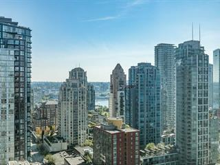 Apartment for sale in Downtown VW, Vancouver, Vancouver West, 2206 1188 Howe Street, 262479541   Realtylink.org