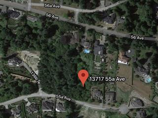 Lot for sale in Panorama Ridge, Surrey, Surrey, 13717 55a Avenue, 262479394 | Realtylink.org