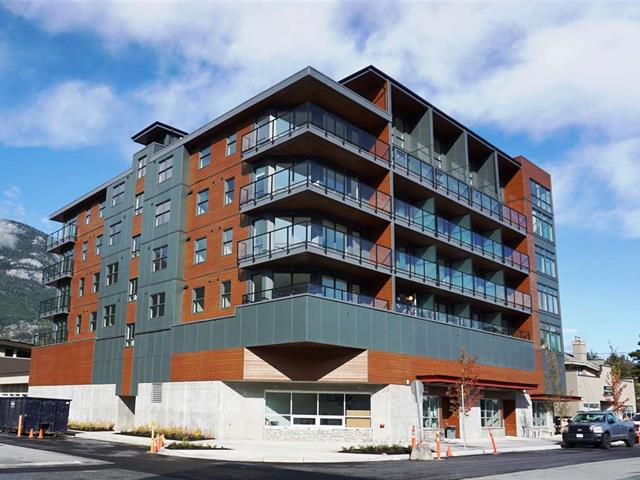 Apartment for sale in Downtown SQ, Squamish, Squamish, 602 38013 Third Avenue, 262479826 | Realtylink.org