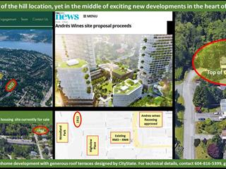 Lot for sale in College Park PM, Port Moody, Port Moody, 1912 Clarke Street, 262478887 | Realtylink.org