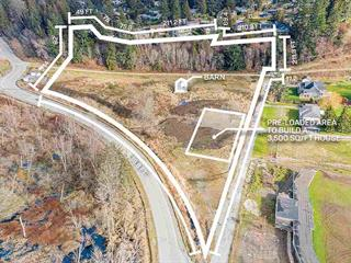 Lot for sale in Sunshine Hills Woods, Delta, N. Delta, 11911 Ladner Trunk Road, 262457294 | Realtylink.org