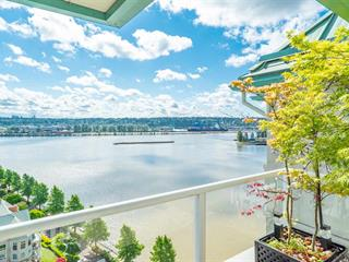 Apartment for sale in Quay, New Westminster, New Westminster, 1901 1250 Quayside Drive, 262479681 | Realtylink.org