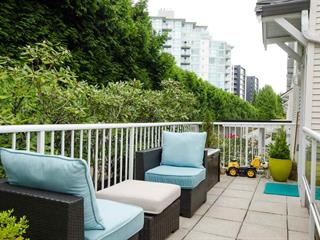 Townhouse for sale in South Marine, Vancouver, Vancouver East, 22 2713 E Kent Avenue North Avenue, 262478423   Realtylink.org