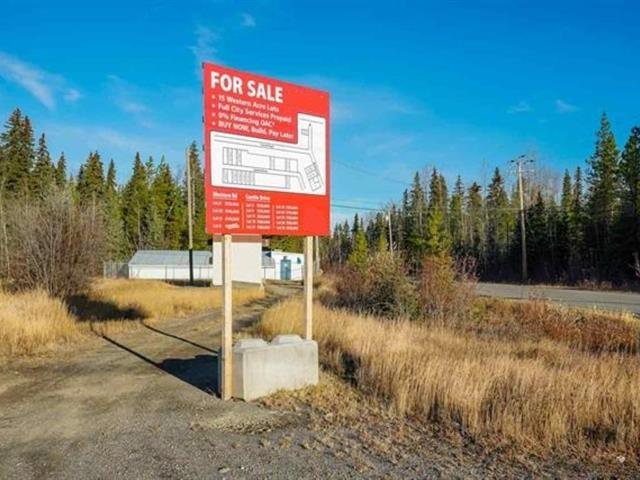 Lot for sale in Western Acres, Prince George, PG City South, 8394 Cantle Drive, 262380865   Realtylink.org