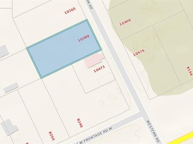 Lot for sale in Western Acres, Prince George, PG City South, 10389 Western Road, 262380853 | Realtylink.org
