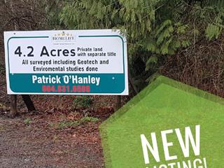Lot for sale in County Line Glen Valley, Langley, Langley, 6780 264 Street, 262462570 | Realtylink.org