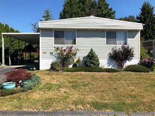 Manufactured Home for sale in King George Corridor, Surrey, South Surrey White Rock, 241 1840 160 Street, 262508820 | Realtylink.org