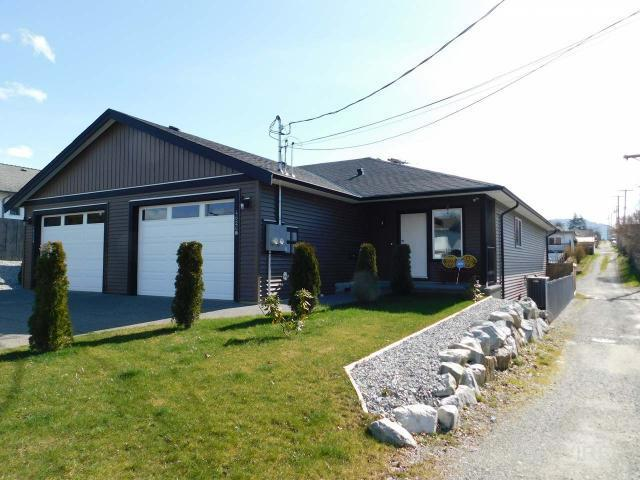 1/2 Duplex for sale in Port Alberni, PG Rural West, 4626 Maitland Street, 466968 | Realtylink.org